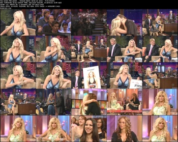 Jenny McCarthy - Tonight Show with Jay Leno - 9-15-05