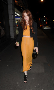 Nicola Roberts - Alice McCall Dinner in London - 23rd February 2017