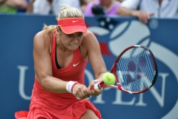 Sabine Lisicki - 2015 US Open Day Four: 2nd Round vs. Camila Giorgi @ BJK National Tennis Center in Flushing Meadows - 09/03/15