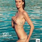 Gatas QB - Vivi Orth Playboy Brasil Maio 2016