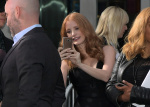 """Jessica Chastain - AMC's """"The Son"""" premiere in Hollywood 4/3/17"""