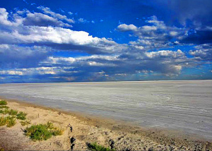 Great Salt Lake desert wallpapers