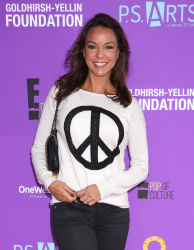 Eva LaRue - P.S. ARTS Presents Express Yourself 2015 @ Barker Hangar in Santa Monica - 11/15/15