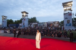 Nicole Warne - 72nd Venice Film Festival Spotlight Premiere in Venice - 09/03/15