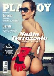 FOTOS: Nadia Terazzolo Revista Playboy Argentina Agosto 2015 1