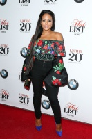 Christina Milian - Latina's 20th Anniversary celebrating The Hollywood Hot List in Los Angeles 11/2/16