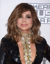 Paula Abdul - 2015 American Music Awards @ Microsoft Theater in Los Angeles - 11/22/15