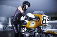 Manuela Raffaeta, BMW R 90 S