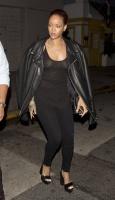 Rihanna - Out for dinner in Santa Monica 6/30/15