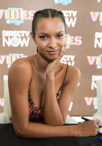 Lais Ribeiro - VIBES By SI Swimsuit 2017 Launch Festival in Houston - February 18th 2017
