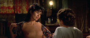 Maria Conchita Alonso, Meryl Streep (bd?) &more @ The House of The Spirits (DK/PT/US 1993) [HD 1080p]  LinLslPl