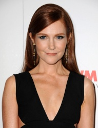Darby Stanchfield - International Women's Media Foundation Courage Awards @ Beverly Wilshire Four Seasons Hotel in Beverly Hills - 10/27/15