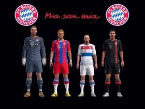 Download Bayern Munich 14/15 Kits By Syamil