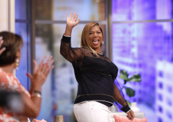 Queen Latifah - The View: July 21st 2017
