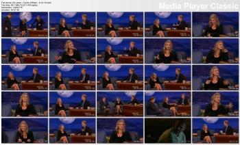 Ali Larter - Conan O'Brien - 8-12-14 (so leggy)