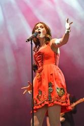 Sophie Ellis-Bextor - Performing at V Festival at Hylands Park, Chelmsford, UK August 16 2014