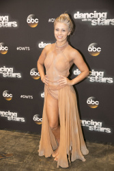 Paige VanZant - Dancing with the Stars Week Eight