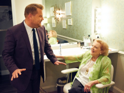 Betty White - The Late Late Show with James Corden: May 10th 2017