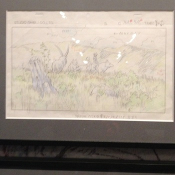 Ghibli s'invite dans la Galerie Art Ludique NhObazPq