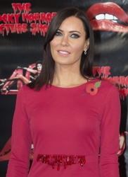 Linzi Stoppard - The Rocky Horror Picture Show: 40th Anniversary Screening @ Royal Albert Hall in London - 10/27/15