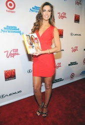 adqLLM0M Katherine Webb ~ 2013 Sports Illustrated Swimsuit Launch Party / NYC, Feb 12 candids
