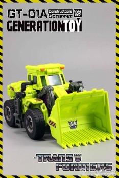[Generation Toy] Produit Tiers - Jouet GT-01 Gravity Builder - aka Devastator/Dévastateur - Page 2 EzhZNlr5
