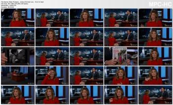 Ellen Pompeo - Jimmy Kimmel Live - 10-2-14