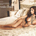 Gatas QB - Veronika Dolce Playboy República Checa Junho 2016