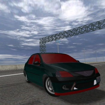 """Dacia Logan """"FLN"""" SXgXnldd"""