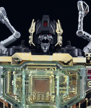 [GCreation] Produit Tiers - Jouet ShuraKing - aka Combiner Dinobots - Page 3 IIKDrBvk
