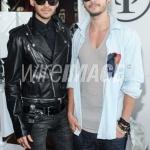 [31.07.13] Bill & Tom en el pre-lanzamiento de la colección 2014 de Shay Todd en Los Ángeles AbcSsUT1