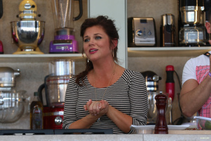 Tiffani Thiessen - The Whole Foods Market Grand Tasting Village - 2015-02-22