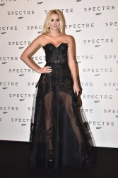 Ria Antoniou - Spectre Rome Premiere @ Auditorium Della Conciliazione in Rome - 10/27/15