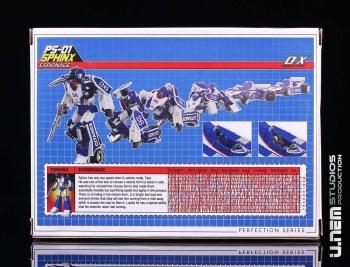 [Ocular Max] Produit Tiers - PS-01 Sphinx (aka Mirage G1) + PS-02 Liger (aka Mirage Diaclone) BcdgoDWj