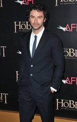Aidan Turner - 'The Hobbit An Unexpected Journey' New York Premiere, December 6, 2012 - 50xHQ Tzf9majc