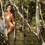 Gatas QB - Katherine Fontenele Revista Sexy Março 2014