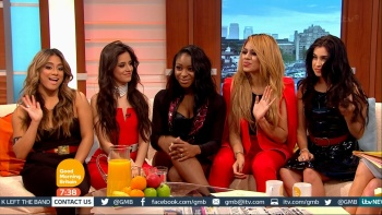 Fifth Harmony - Interview & Worth It Good Morning Britain 5th June 2015 1080i HDMania