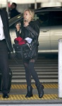 Nastia Liukin Pictured at Los Angeles International Airport November 23-2015 x24