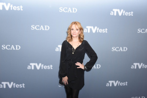 "Lea Thompson - Press Junket for ""Switched At Birth"" during Day Two of the aTVfest 2017 presented by SCAD, in Atlanta - February 3rd 2017"