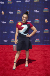 Laurie Hernandez - 2017 Radio Disney Music Awards @ Microsoft Theater in Los Angeles - 04/29/17