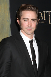 Lee Pace - attends 'The Hobbit An Unexpected Journey' New York Premiere at Ziegfeld Theater in New York - December 6, 2012 - 8xHQ WasjMtAy