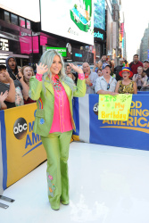 Kesha - Good Morning America: August 9th 2017