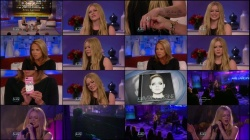 Avril Lavigne - Katie Couric - 11-8-13 (interview & performance)