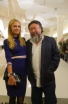 Paris Hilton 'Er Xi' Exhibition opening, Paris January 17-2016 x6