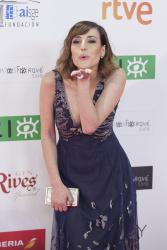 Natalia de Molina - 21st Jose Maria Forque Awards @ Palacio de Congresos in Madrid - 01/11/16
