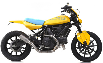 Ducati Scrambler custom