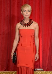 Lysette Anthony - British Soap Awards 2016 @ Hackney Empire in London - 05/28/16