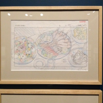 Ghibli s'invite dans la Galerie Art Ludique VAiCv8Dm