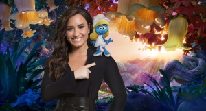Demi Lovato - Smurfs: The Lost Village Promo Image