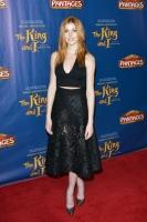 Katherine McNamara - 'The King And I' Opening Night in Hollywood 12/15/16
